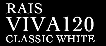 RAIS VIVA120 CLASSIC WHITE